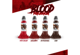 Набор World Famous Maks Kornev's Blood Color Set - 4